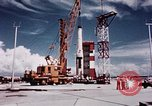 Image of Minuteman missile Cape Canaveral Florida USA, 1961, second 20 stock footage video 65675072132