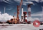 Image of Minuteman missile Cape Canaveral Florida USA, 1961, second 23 stock footage video 65675072132