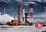 Image of Minuteman missile Cape Canaveral Florida USA, 1961, second 24 stock footage video 65675072132