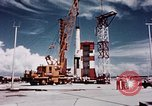 Image of Minuteman missile Cape Canaveral Florida USA, 1961, second 27 stock footage video 65675072132