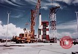 Image of Minuteman missile Cape Canaveral Florida USA, 1961, second 28 stock footage video 65675072132
