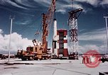 Image of Minuteman missile Cape Canaveral Florida USA, 1961, second 29 stock footage video 65675072132