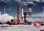 Image of Minuteman missile Cape Canaveral Florida USA, 1961, second 30 stock footage video 65675072132