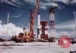 Image of Minuteman missile Cape Canaveral Florida USA, 1961, second 31 stock footage video 65675072132