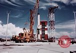 Image of Minuteman missile Cape Canaveral Florida USA, 1961, second 32 stock footage video 65675072132