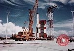 Image of Minuteman missile Cape Canaveral Florida USA, 1961, second 33 stock footage video 65675072132