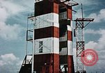 Image of Minuteman missile Cape Canaveral Florida USA, 1961, second 37 stock footage video 65675072132