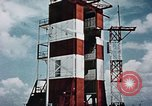 Image of Minuteman missile Cape Canaveral Florida USA, 1961, second 40 stock footage video 65675072132