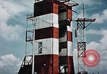 Image of Minuteman missile Cape Canaveral Florida USA, 1961, second 41 stock footage video 65675072132