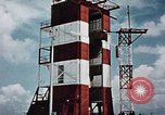 Image of Minuteman missile Cape Canaveral Florida USA, 1961, second 43 stock footage video 65675072132