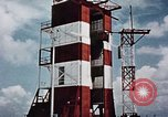 Image of Minuteman missile Cape Canaveral Florida USA, 1961, second 44 stock footage video 65675072132