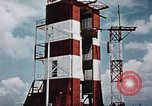 Image of Minuteman missile Cape Canaveral Florida USA, 1961, second 46 stock footage video 65675072132