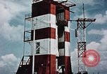 Image of Minuteman missile Cape Canaveral Florida USA, 1961, second 47 stock footage video 65675072132