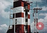 Image of Minuteman missile Cape Canaveral Florida USA, 1961, second 50 stock footage video 65675072132