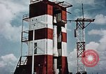 Image of Minuteman missile Cape Canaveral Florida USA, 1961, second 52 stock footage video 65675072132