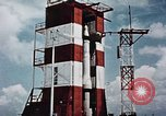 Image of Minuteman missile Cape Canaveral Florida USA, 1961, second 53 stock footage video 65675072132