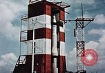 Image of Minuteman missile Cape Canaveral Florida USA, 1961, second 55 stock footage video 65675072132