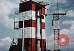 Image of Minuteman missile Cape Canaveral Florida USA, 1961, second 56 stock footage video 65675072132