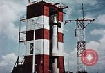 Image of Minuteman missile Cape Canaveral Florida USA, 1961, second 60 stock footage video 65675072132
