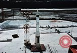 Image of Minuteman missile Cape Canaveral Florida USA, 1961, second 62 stock footage video 65675072132