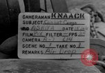 Image of C-119 Flying Boxcar Japan, 1951, second 8 stock footage video 65675072148