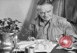 Image of William Frederick Halsey Pacific Ocean, 1945, second 34 stock footage video 65675072159