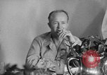 Image of William Frederick Halsey Pacific Ocean, 1945, second 56 stock footage video 65675072159