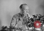 Image of William Frederick Halsey Pacific Ocean, 1945, second 57 stock footage video 65675072159