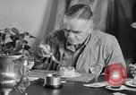 Image of William Frederick Halsey Pacific Ocean, 1945, second 59 stock footage video 65675072159