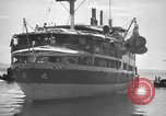 Image of Japanese mercy ship South Pacific Ocean, 1945, second 12 stock footage video 65675072160