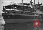 Image of Japanese mercy ship South Pacific Ocean, 1945, second 14 stock footage video 65675072160