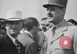 Image of Charles De Gaulle Washington DC USA, 1945, second 14 stock footage video 65675072161