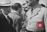 Image of Charles De Gaulle Washington DC USA, 1945, second 16 stock footage video 65675072161
