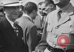 Image of Charles De Gaulle Washington DC USA, 1945, second 17 stock footage video 65675072161