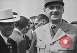 Image of Charles De Gaulle Washington DC USA, 1945, second 18 stock footage video 65675072161