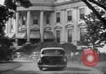 Image of Charles De Gaulle Washington DC USA, 1945, second 22 stock footage video 65675072161