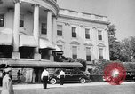 Image of Charles De Gaulle Washington DC USA, 1945, second 25 stock footage video 65675072161