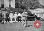 Image of Charles De Gaulle Washington DC USA, 1945, second 33 stock footage video 65675072161