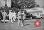 Image of Charles De Gaulle Washington DC USA, 1945, second 34 stock footage video 65675072161