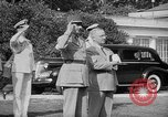 Image of Charles De Gaulle Washington DC USA, 1945, second 40 stock footage video 65675072161