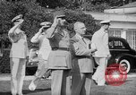 Image of Charles De Gaulle Washington DC USA, 1945, second 41 stock footage video 65675072161