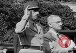 Image of Charles De Gaulle Washington DC USA, 1945, second 42 stock footage video 65675072161