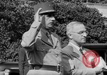 Image of Charles De Gaulle Washington DC USA, 1945, second 43 stock footage video 65675072161