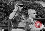 Image of Charles De Gaulle Washington DC USA, 1945, second 44 stock footage video 65675072161