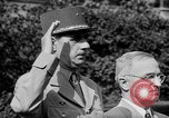 Image of Charles De Gaulle Washington DC USA, 1945, second 51 stock footage video 65675072161