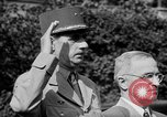 Image of Charles De Gaulle Washington DC USA, 1945, second 53 stock footage video 65675072161