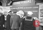 Image of released sailors Long Beach New York USA, 1945, second 14 stock footage video 65675072162