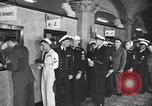 Image of released sailors Long Beach New York USA, 1945, second 15 stock footage video 65675072162