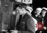 Image of released sailors Long Beach New York USA, 1945, second 18 stock footage video 65675072162