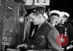 Image of released sailors Long Beach New York USA, 1945, second 19 stock footage video 65675072162